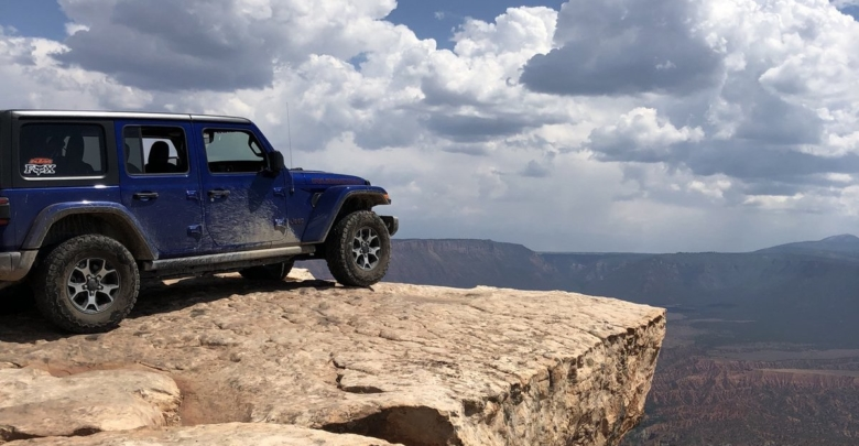 Moab Update From Epic 4 Month Cross Country Jeep JL Trip ...