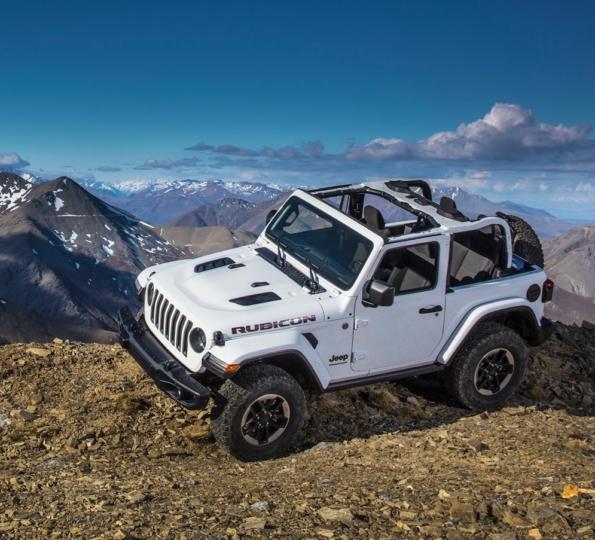 First 2019 Jeep Scrambler Pickup (JT Wrangler) Video