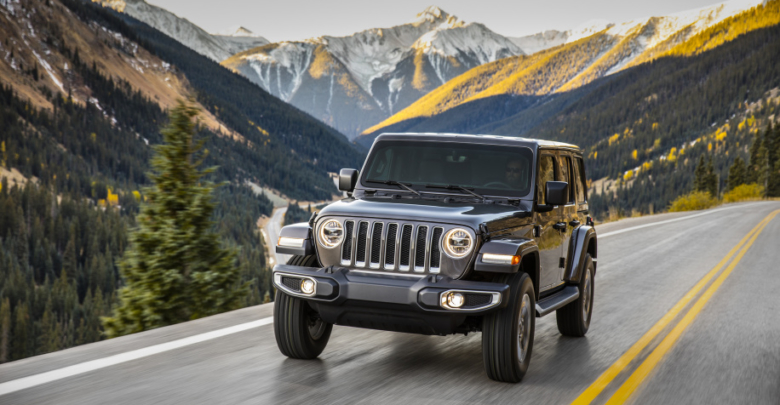 2019 Jeep Wrangler Order Banks Show 3 0l Crd Diesel And 3 6l Bsg