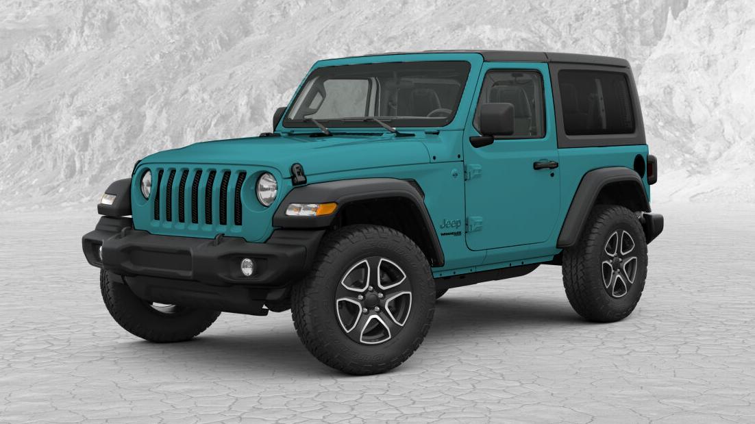 Bikini 2019 Jeep Wrangler Rendered 2018 Jeep Wrangler