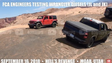 Ecodiesel Jeep Wrangler – 2018+ Jeep Wrangler (JL) News and