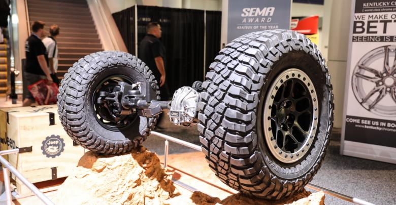 Mopar's New Ultimate Dana 44 Performance Axles – 2018+ Jeep Wrangler