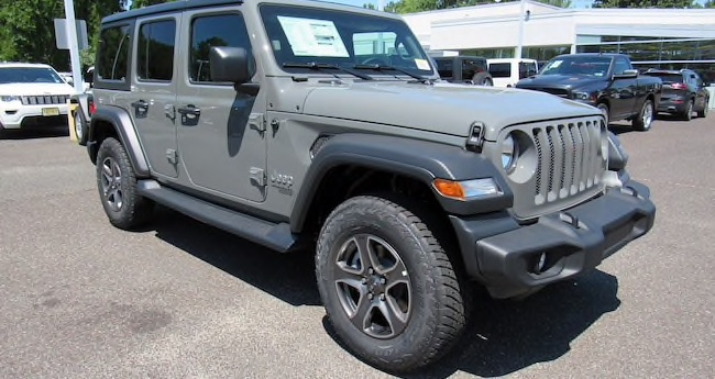jeep wrangler depreciation is still lowest of all vehicles. Black Bedroom Furniture Sets. Home Design Ideas
