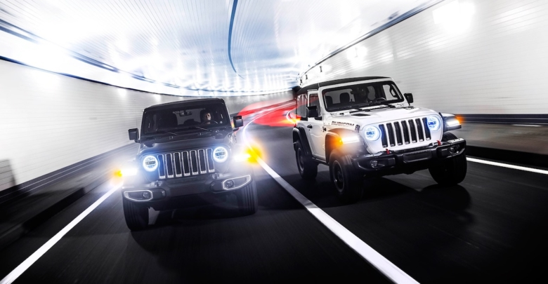 f0838577d Jeep JL Wrangler is the 2019 Motor Trend SUV of the Year – 2018+ ...