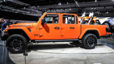 Press Release 2020 Jeep Gladiator Revealed With Additional Specs