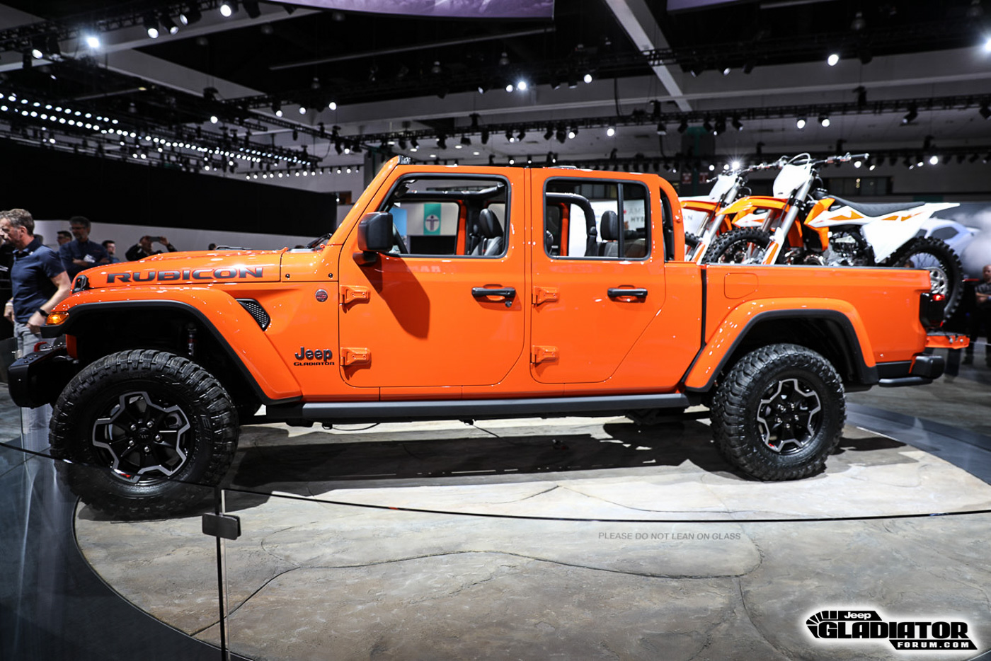 What We Saw and Learned About the Jeep Gladiator at Its ...