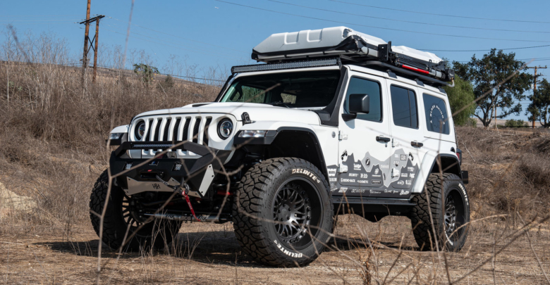 One Sweet Jeep Jl Overland Build 2018 Jeep Wrangler Jl Forums