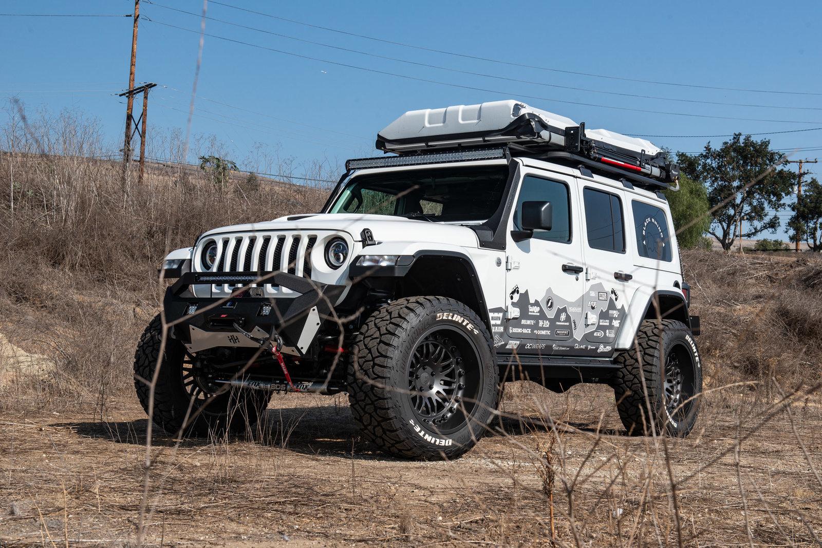 Jeep Jl Overland Build