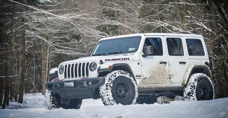 Jeep In Snow >> Share Your Jeep Snow Wheelin Pics 2018 Jeep Wrangler Jl