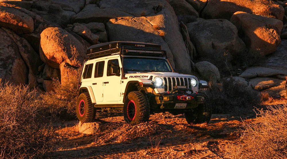 This Full Expedition Jeep JL Rig Covers All Bases – 2018 ...