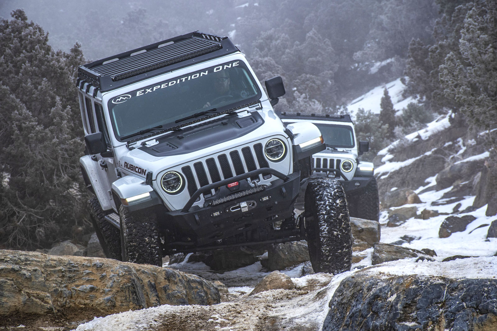 Expedition One Introduces Jeep JL Bumpers and Roof Rack ...