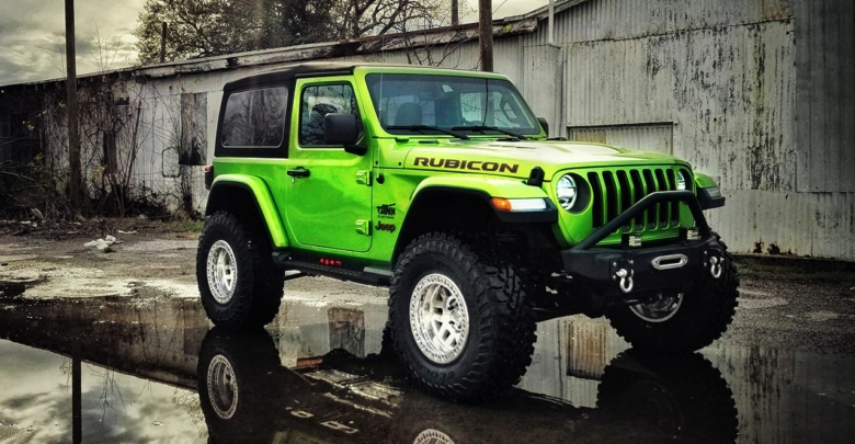 2 Door Mojito! Rubicon Build – 2018+ Jeep Wrangler (JL ...