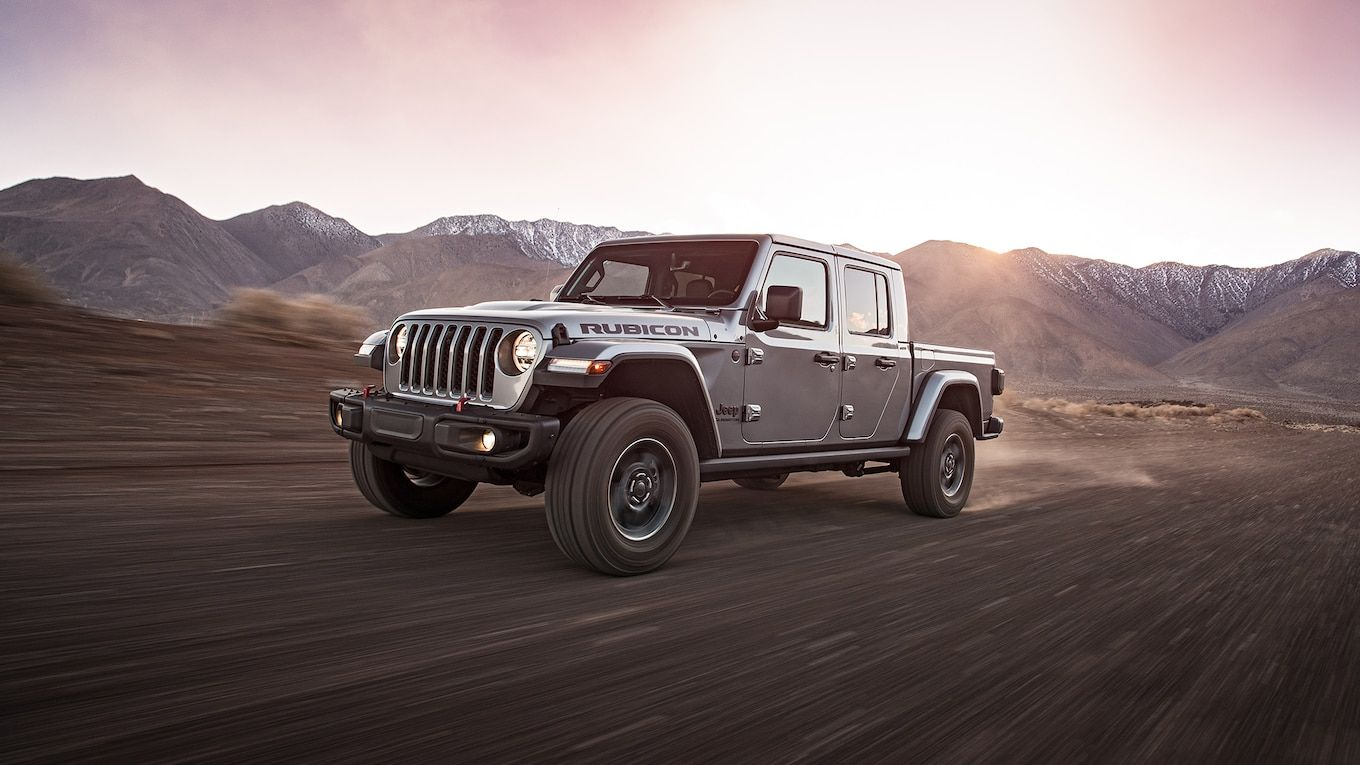 2020 Jeep Gladiator Pricing, Reviews and Launch Edition ...