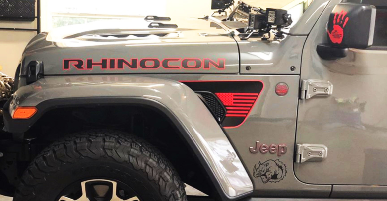 What Stickers And Decals Are Your Jl Sportin 2018 Jeep