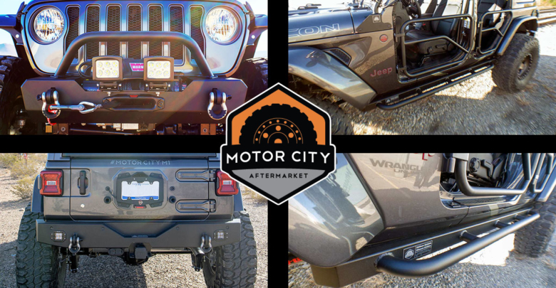 Ending Soon Giveaway Contest For Motor City Aftermarket Bumpers
