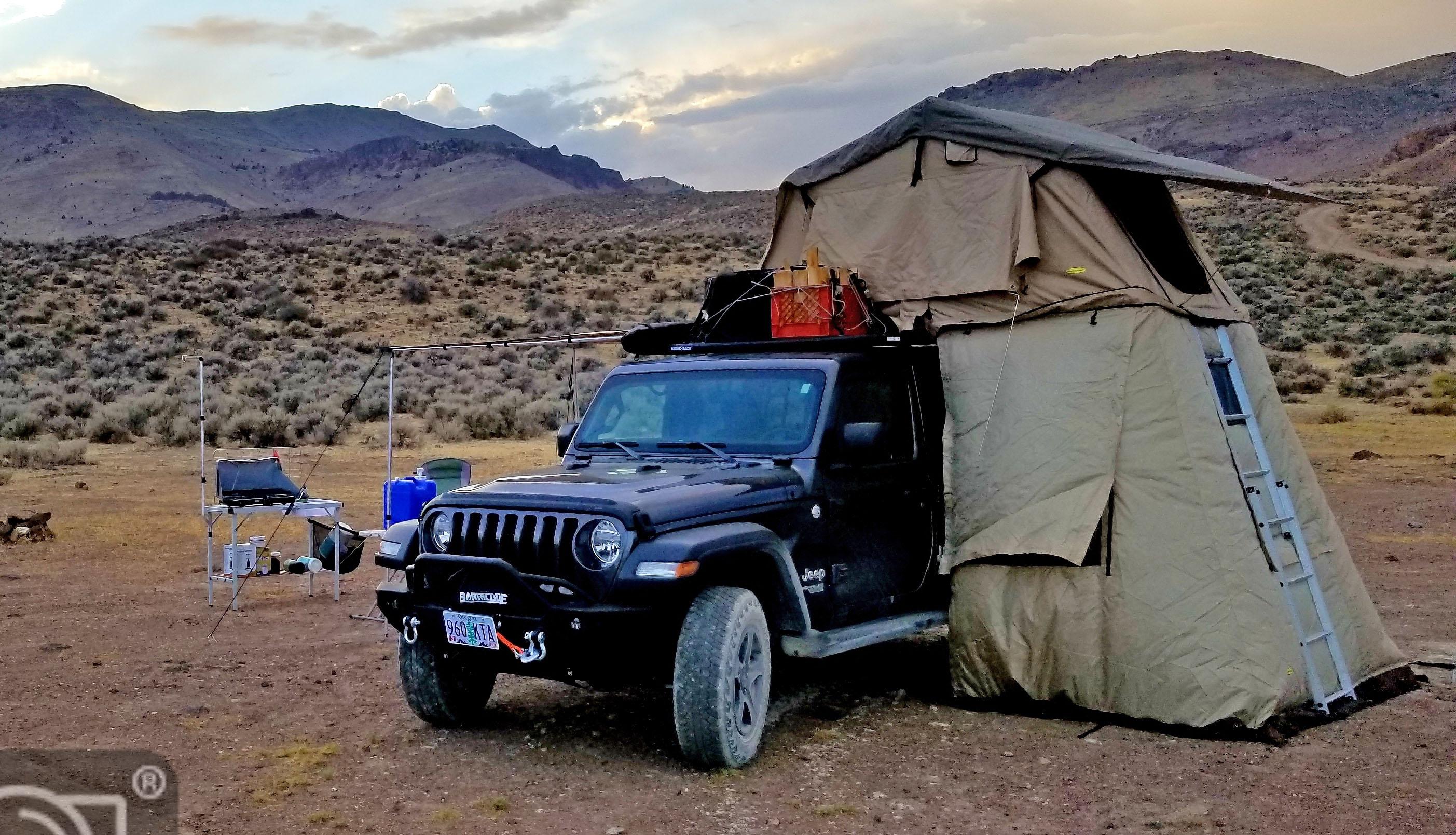 Trav S Overlanding Sport Build 2018 Jeep Wrangler Jl