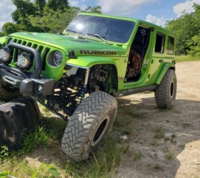 Jeep Wrangler JLUR 2019 Build By Rebel Off Road – 2018+ Jeep