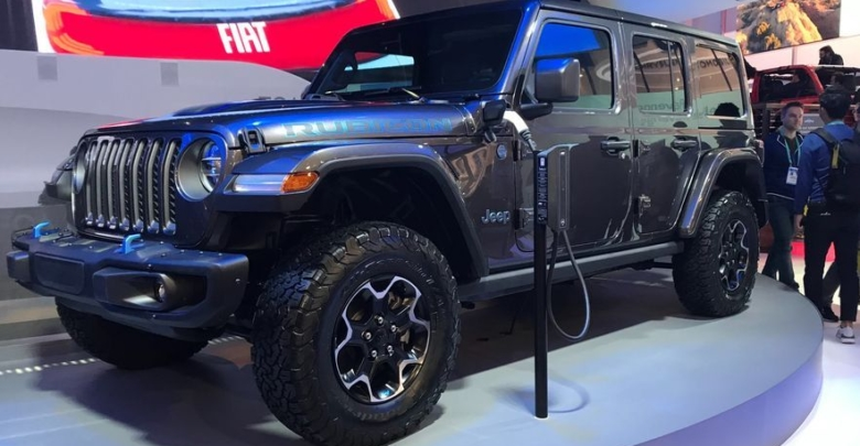 First Look At The Jeep Wrangler 4xe Plug In Hybrid Electric